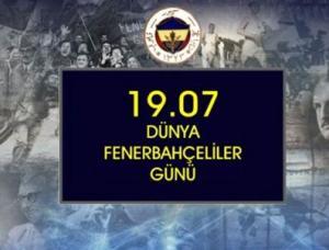 Dünya Fenerbahçeliler Günü fotoğrafları | Dünya Fenerbahçeliler Günü görselleri 1