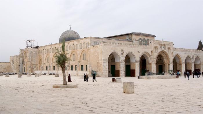 Kubbet-üs Sahra, Mescid-i Aksa arasındaki farklar 6