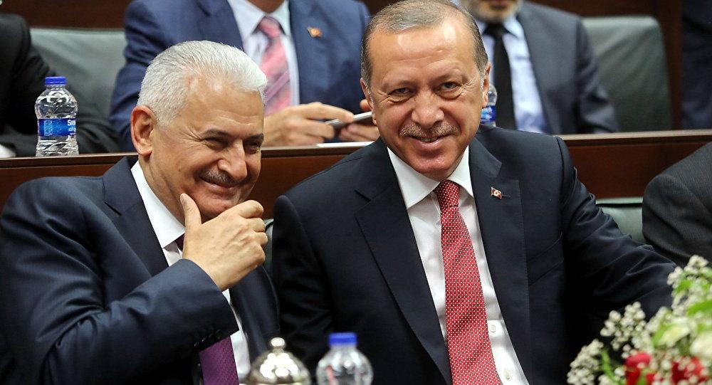 Binali Yıldırım'ın Başkan Erdoğan'ı rehbere kaydetme şekli dikkat çekti! 1