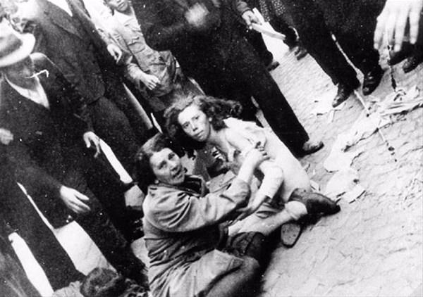 savunmasız kadınları sokakta çırılçıplak soydular 11