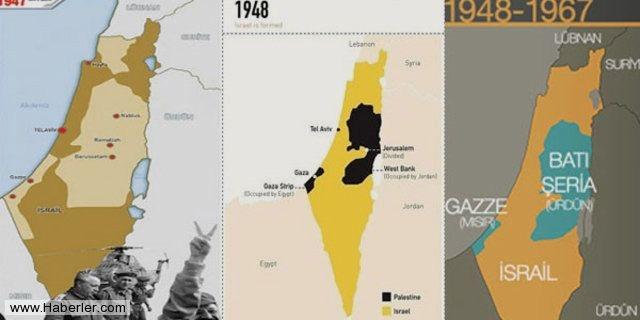 İsrail'in kanlı işgali böyle gerçekleşti 11