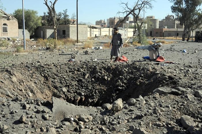 Arabistan Yanlış yerimi vurdu! 51 ölü, 80 yaralı 12