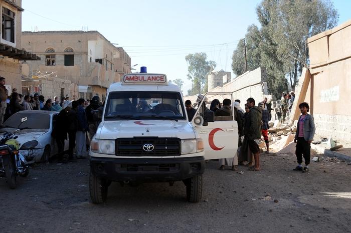 Arabistan Yanlış yerimi vurdu! 51 ölü, 80 yaralı 15