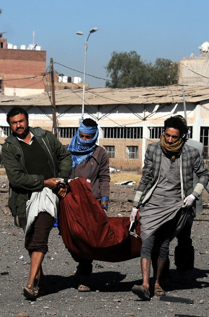 Arabistan Yanlış yerimi vurdu! 51 ölü, 80 yaralı 16