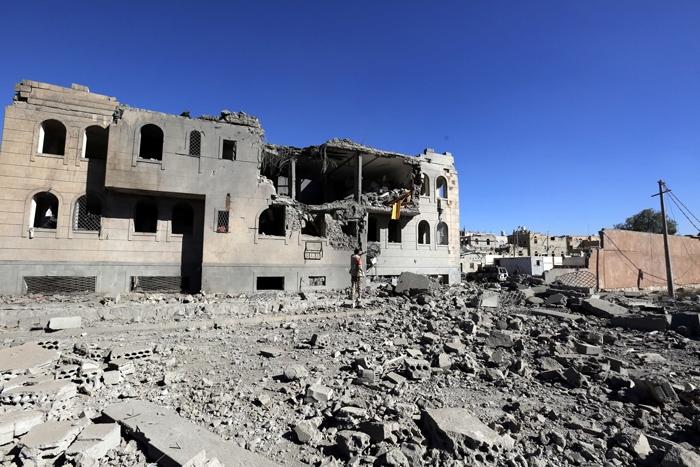 Arabistan Yanlış yerimi vurdu! 51 ölü, 80 yaralı 2