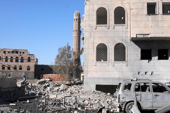 Arabistan Yanlış yerimi vurdu! 51 ölü, 80 yaralı 8
