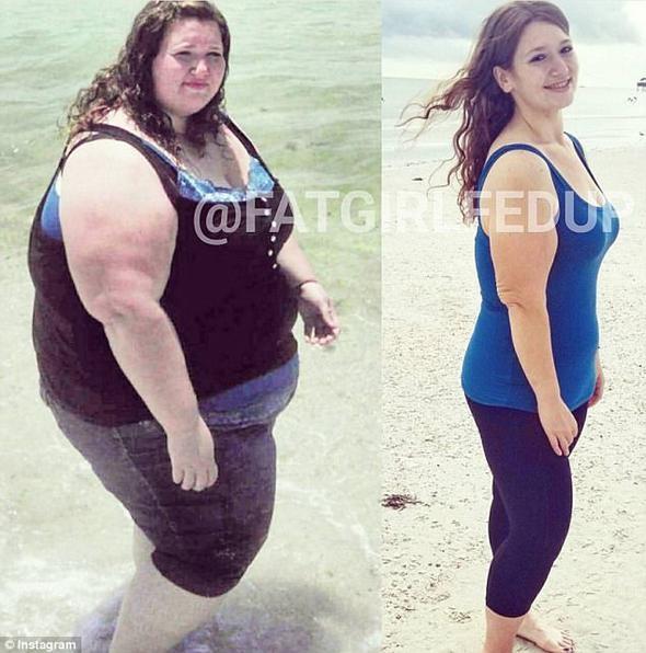 Görünce çok şaşıracaksınız / Diyetle tam 200 kilo verdiler 8
