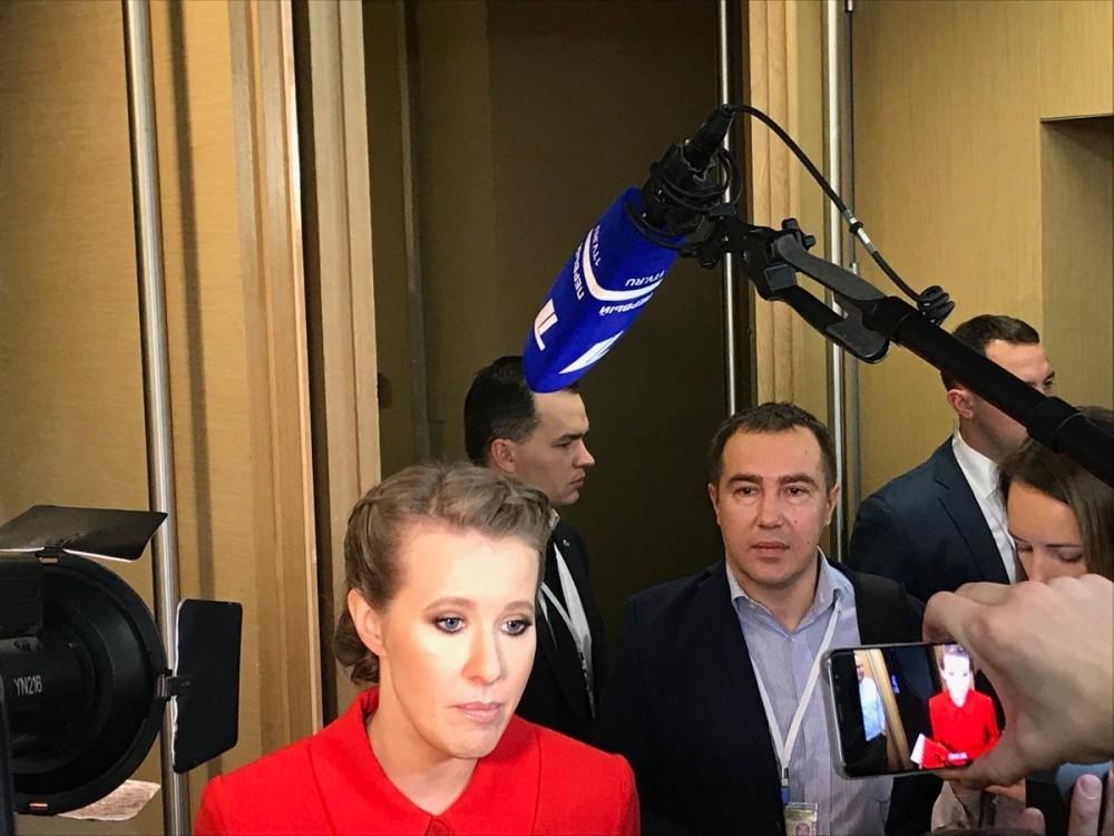 Dikkat Çekmek İçin Putin'in Basın Toplantısnıa Katıldı 7