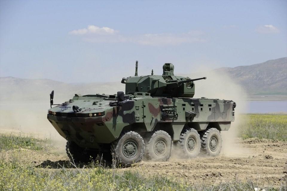 Barış Pınarı Harekatı'nda Türk ordusunun kullanacağı yerli ve milli silahlar tanıtıldı 1