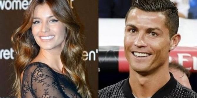 İşte Ronaldo'nun Yeni Sevgilisi Nefesleri Kesti