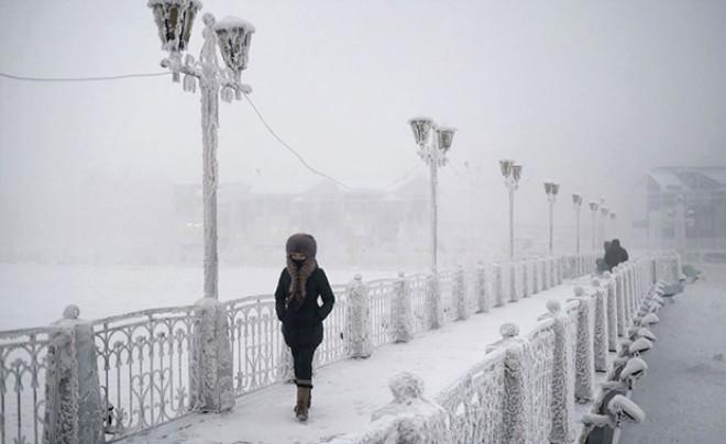 Dünyanın En Soğuk Yerleri  Neresi 8