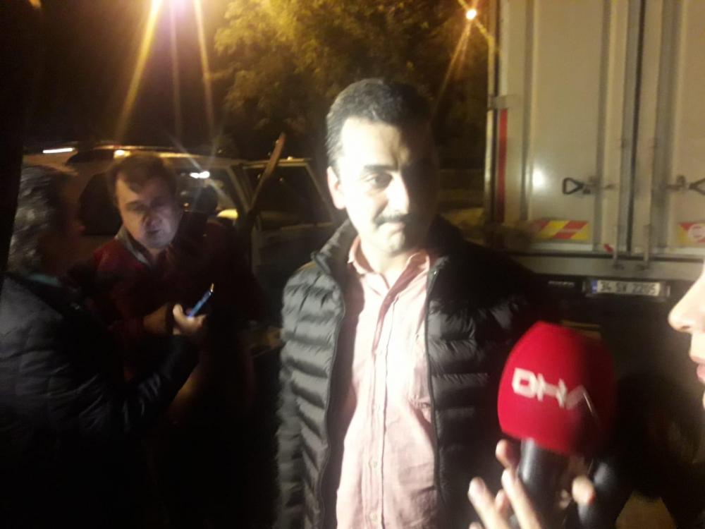 Eski CHP Milletvekili Eren Erdem cezaevinden tahliye edildi 1