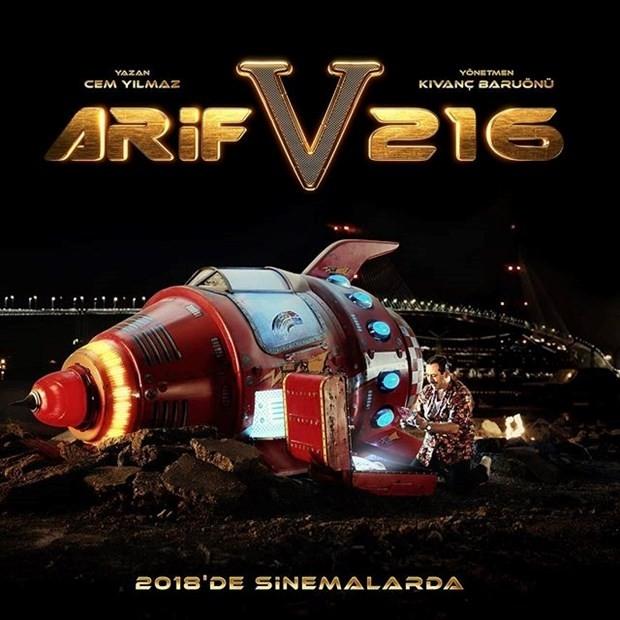 Arif V 216'nın oyuncu kadrosu! 1