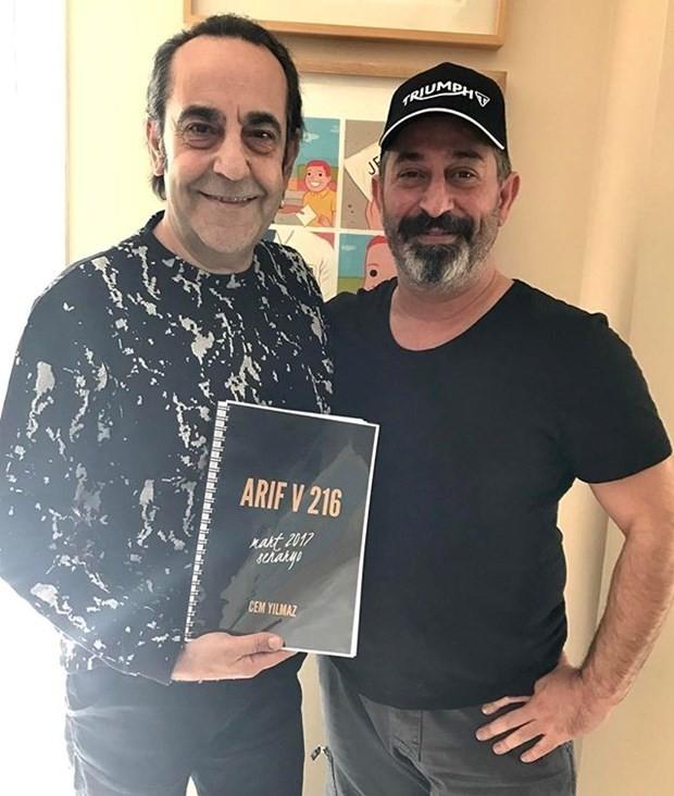 Arif V 216'nın oyuncu kadrosu! 13