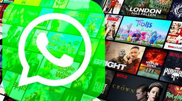 WhatsApp ve Netflix'ten işbirliği! Kullanıcılar için büyük kolaylık sağlayacak... 1