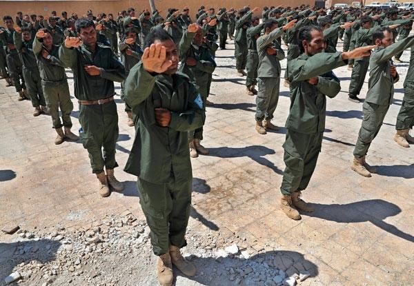 ABD, PKK'dan Sonra  Bakın Şimdi Kimi Eğitiyor? 3