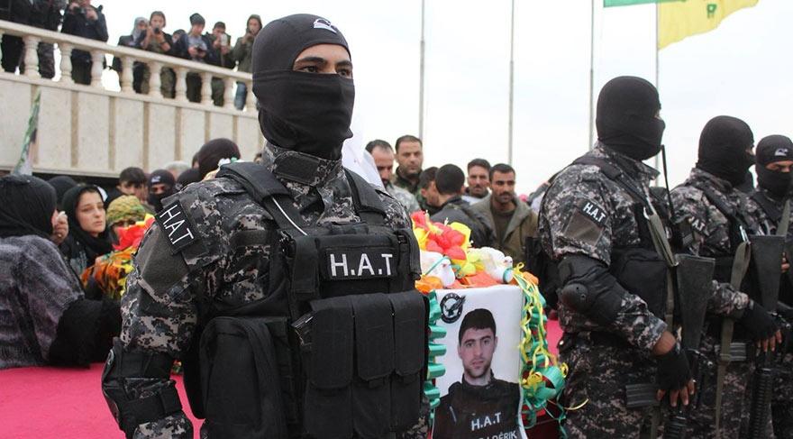 ABD, PKK'dan Sonra  Bakın Şimdi Kimi Eğitiyor? 5