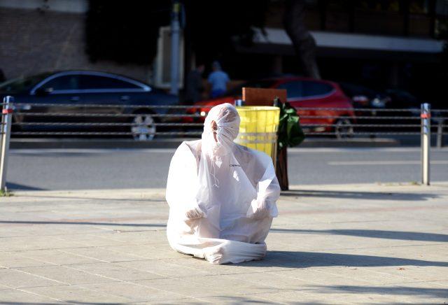 Bu görüntü bugün İstanbul'da çekildi! Vatandaşlar gözlerine inanamadı... 1