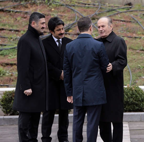 Yavuz Yılmaz'ın cenazesindeki hangi  sürpriz isimler katıldı? 10