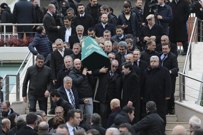 Yavuz Yılmaz'ın cenazesindeki hangi  sürpriz isimler katıldı? 27