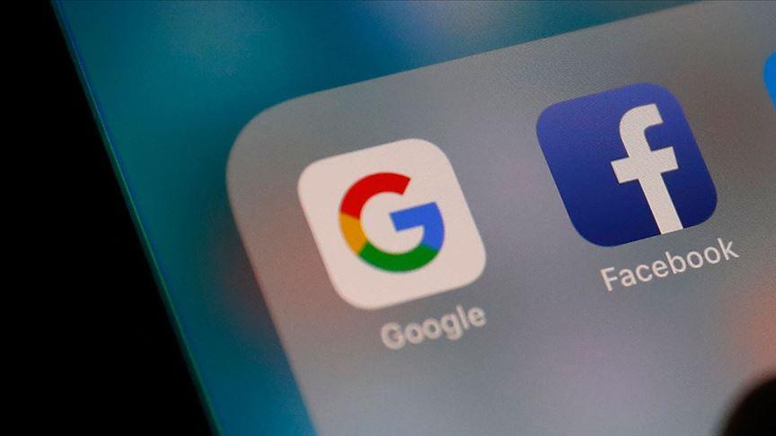 Google ve Facebook'a ilişkin şok iddia! Araştırma sonucunda ortaya çıktı 1