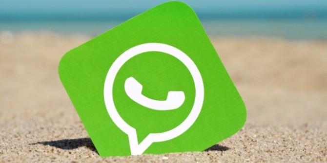 Whatsapp'tan attığınız mesajları artık geri alabiliyorsunuz