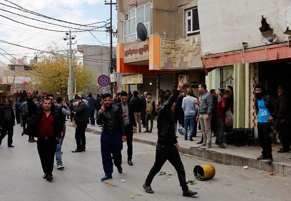 Referandum inadı  başına büyük işler açtı, Barzani isyanı büyüyor! 6
