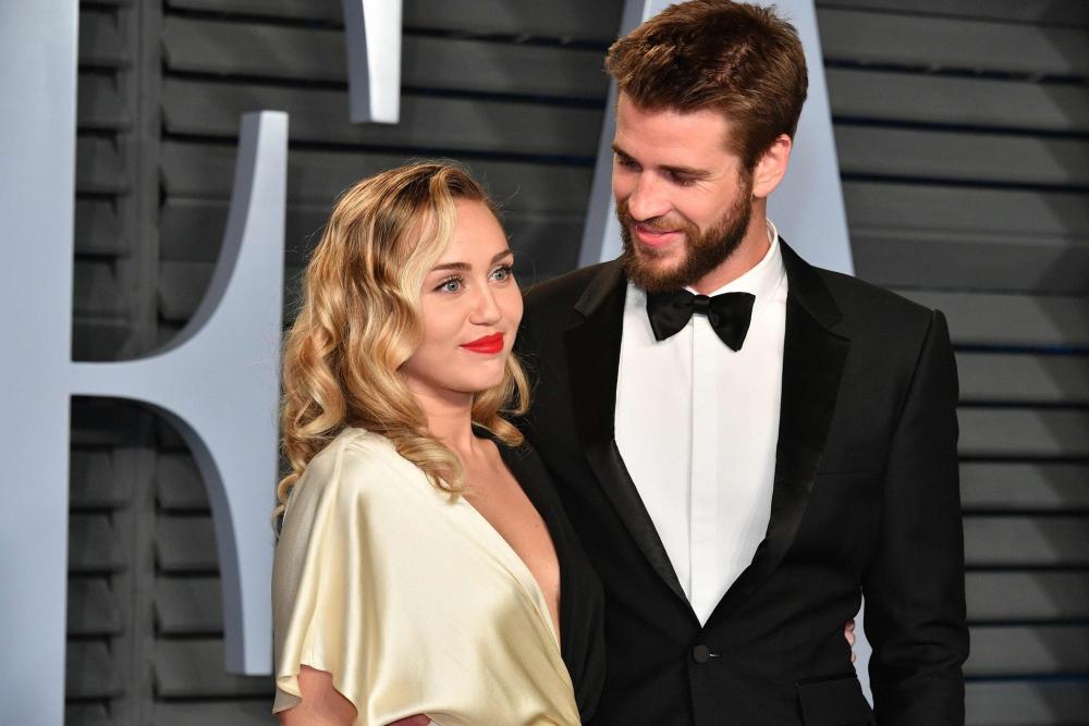 Miley Cyrus ve Liam Hemsworth'un boşanma davaları sonuçlandı 1