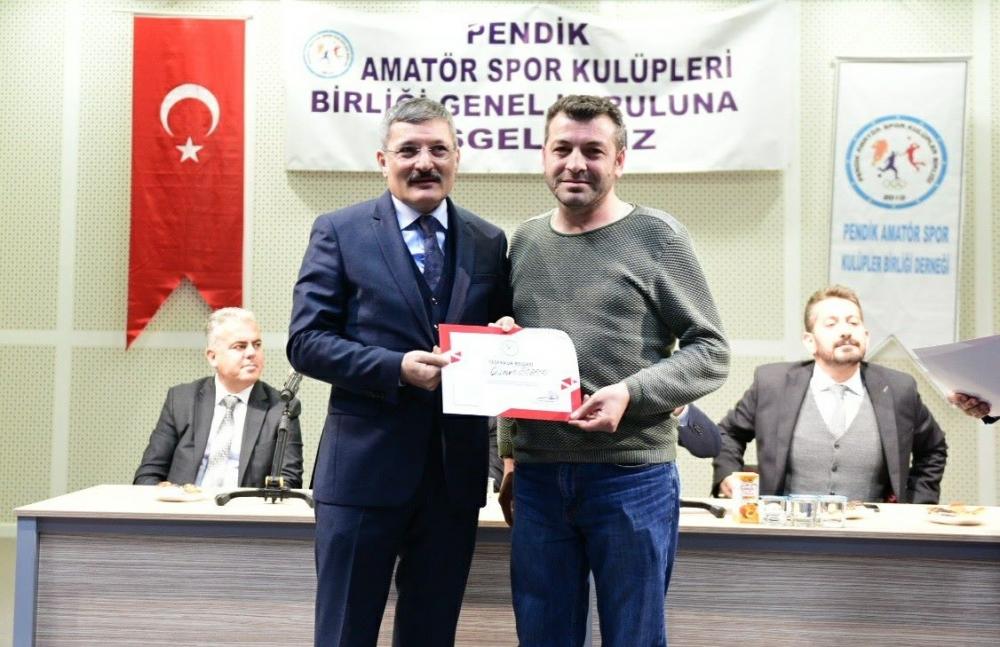 Eşref Şeneroğlu 2. Kez PASK başkanı seçildi 16
