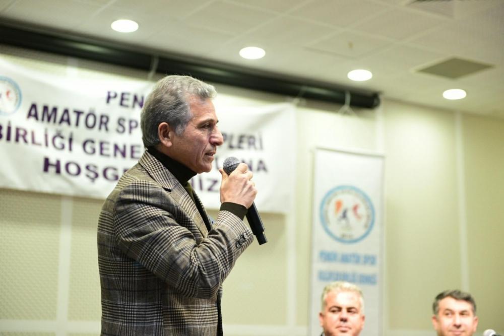 Eşref Şeneroğlu 2. Kez PASK başkanı seçildi 4