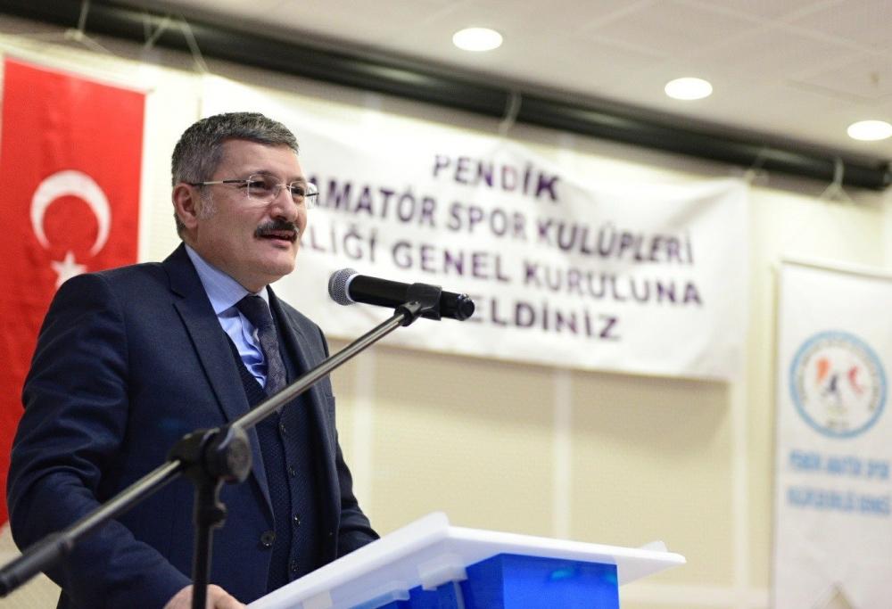 Eşref Şeneroğlu 2. Kez PASK başkanı seçildi 6