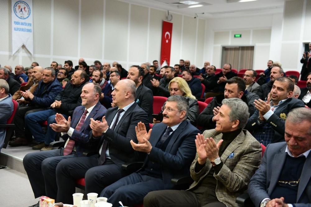 Eşref Şeneroğlu 2. Kez PASK başkanı seçildi 7