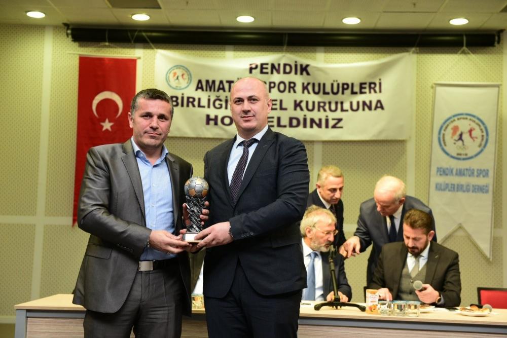 Eşref Şeneroğlu 2. Kez PASK başkanı seçildi 9