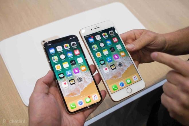 iPhone X, Samsung'u zenginleştirecek! 4