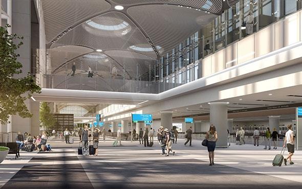 3. Yeni Havalimanı için Muhteşem tanıtım! 4