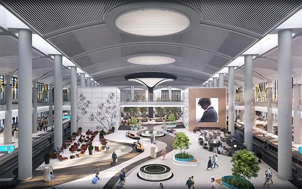 3. Yeni Havalimanı için Muhteşem tanıtım! 7