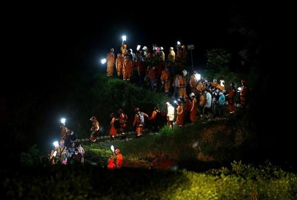 Reuters 2017'nin en iyi 100 fotoğrafını seçti. 96