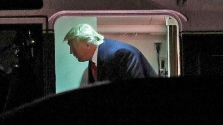 ABD Başkanı Donald Trump çizgiyi aştı! Öyle bir şey paylaştı ki... 1