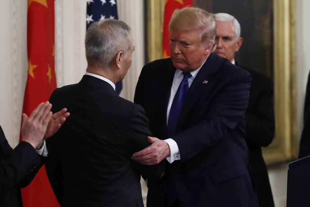 ABD-Çin ticaret savaşını bitiren imzaya uluslararası ilk yorum 1