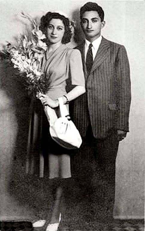 Eski Başbakan Bülent Ecevit'in eşi Rahşan Ecevit'in bilinmeyen fotoğrafları 1
