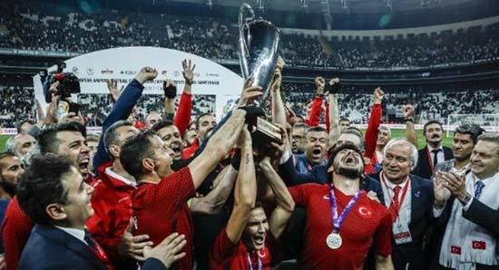 2017'de Dünya'da ve Türkiye'de Yaşanmış Spor Olayları 8