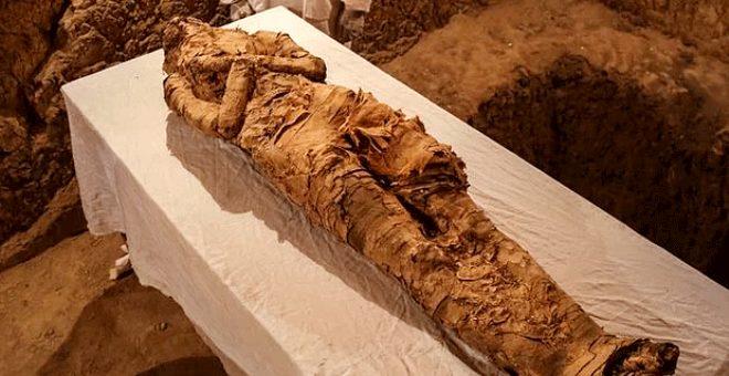 3 bin yıllık mumyalanmış Mısırlı rahibin sesi hayata döndürüldü 1