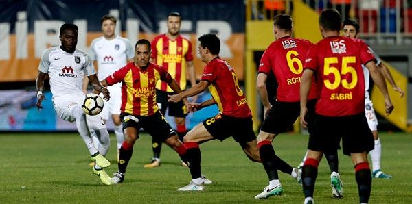 2017- 2018  yılı Süper Lig'de ilk yarının enleri 3
