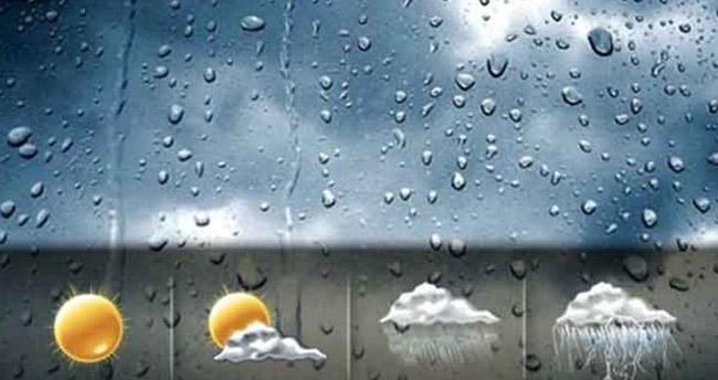 Meteoroloji'den yağmur uyarısı, 20 Şubat Perşembe hava durumu 1