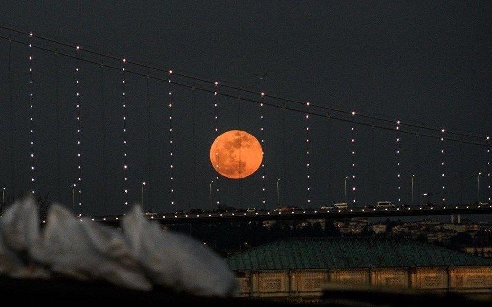 Bugün gerçekleşecek olan Süper Ay Tutulması ülkemizden de izlenebilecek mi? 1