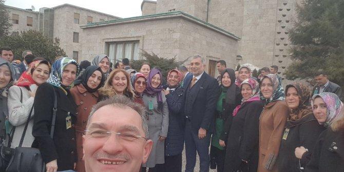 AK Parti Pendik Kadın Kolları Grup toplantısına katıldı!