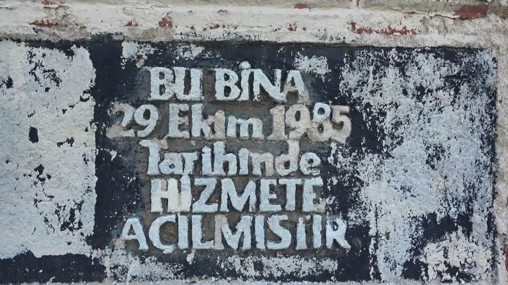 İstanbul'daki tarihi Hadımköy Askeri Hastanesi salgın için kullanılacak 1