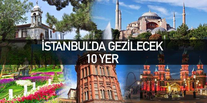 İstanbul'da Haftasonu Gezilecek Yerler | 20-21 Ocak 2018