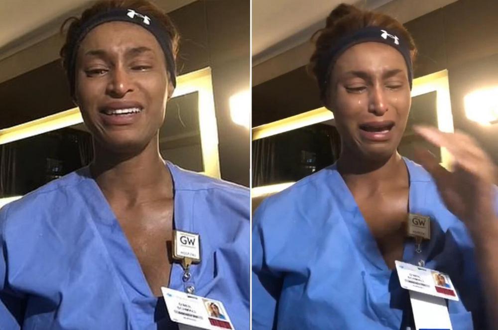 Paylaştığı videoda gözyaşları içinde anlattı: Girdiğiniz her odada cansız bedenler görüyorsunuz 1