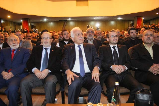 Saadet Partisi Genel Başkanı Pendik'te Konuştu 9